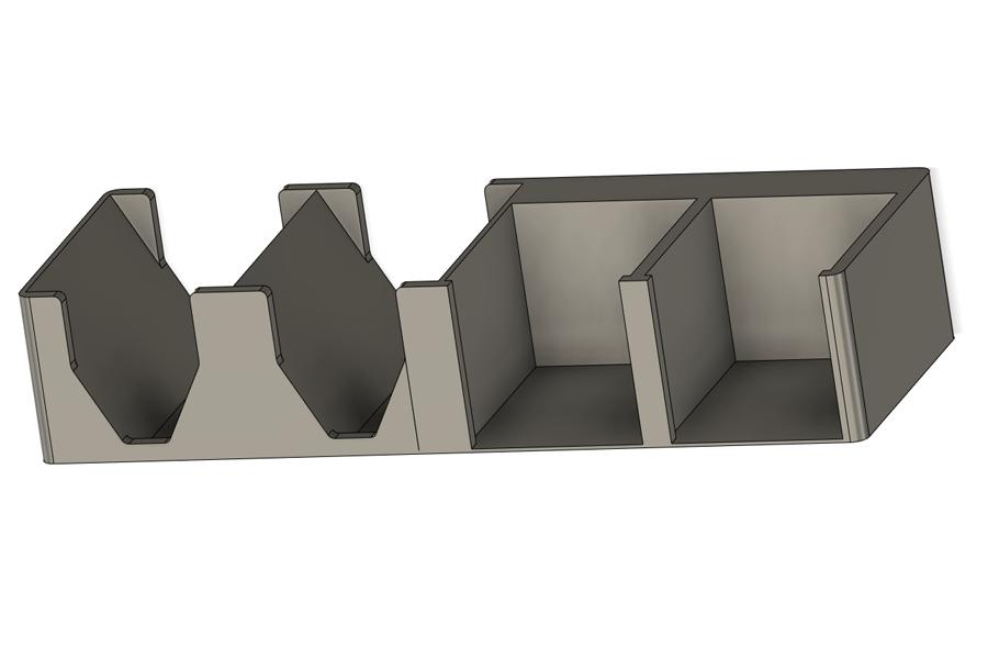 Model for scenario storage